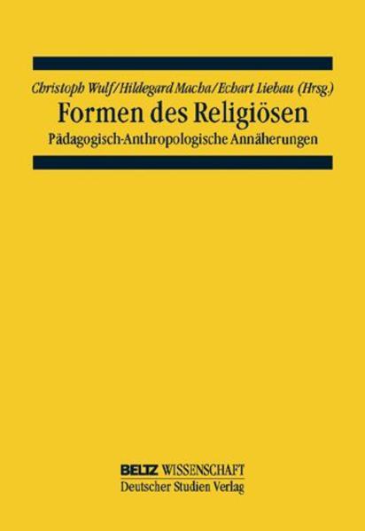 Formen des Religiösen als Buch (kartoniert)