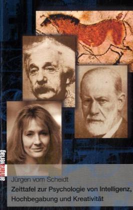 Zeittafel zur Psychologie von Intelligenz, Hochbegabung und Kreativität als Buch (gebunden)