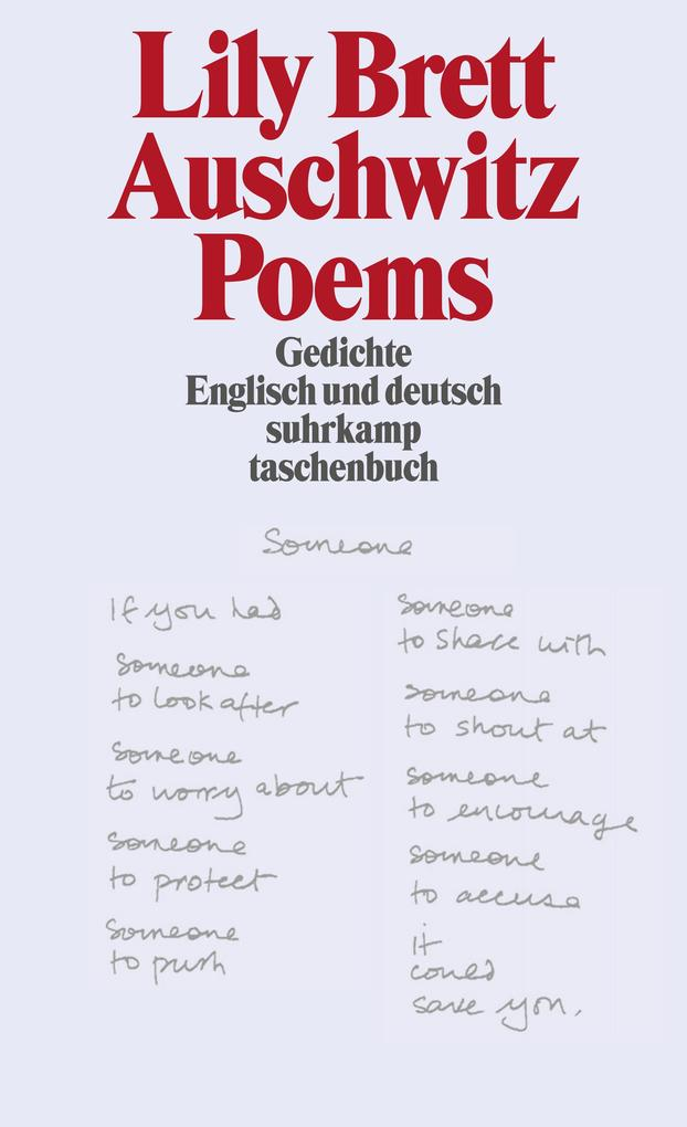 Auschwitz Poems als Taschenbuch