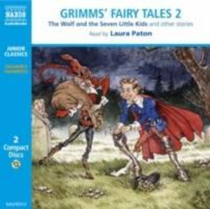 Grimm's Fairy Tales als Hörbuch CD