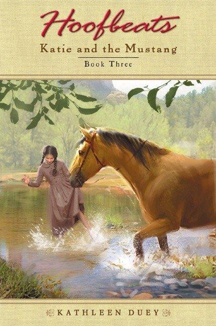 Hoofbeats: Katie and the Mustang Book 3 als Taschenbuch
