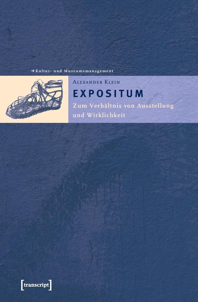 EXPOSITUM als Buch (kartoniert)