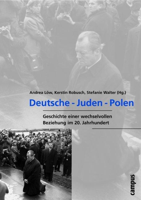 Deutsche - Juden - Polen als Buch (kartoniert)
