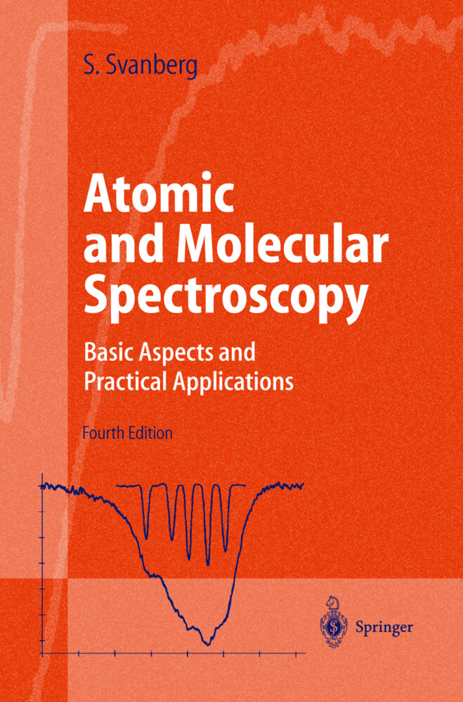 Atomic and Molecular Spectroscopy als Buch (kartoniert)