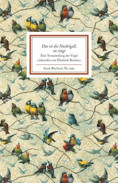 """""""Das ist die Nachtigall, sie singt"""" als Buch (gebunden)"""