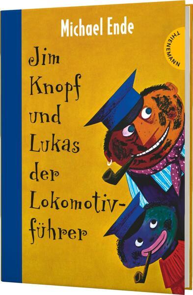 Jim Knopf: Jim Knopf und Lukas der Lokomotivführer als Buch (gebunden)