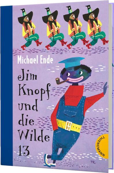 Jim Knopf: Jim Knopf und die Wilde 13 als Buch (gebunden)