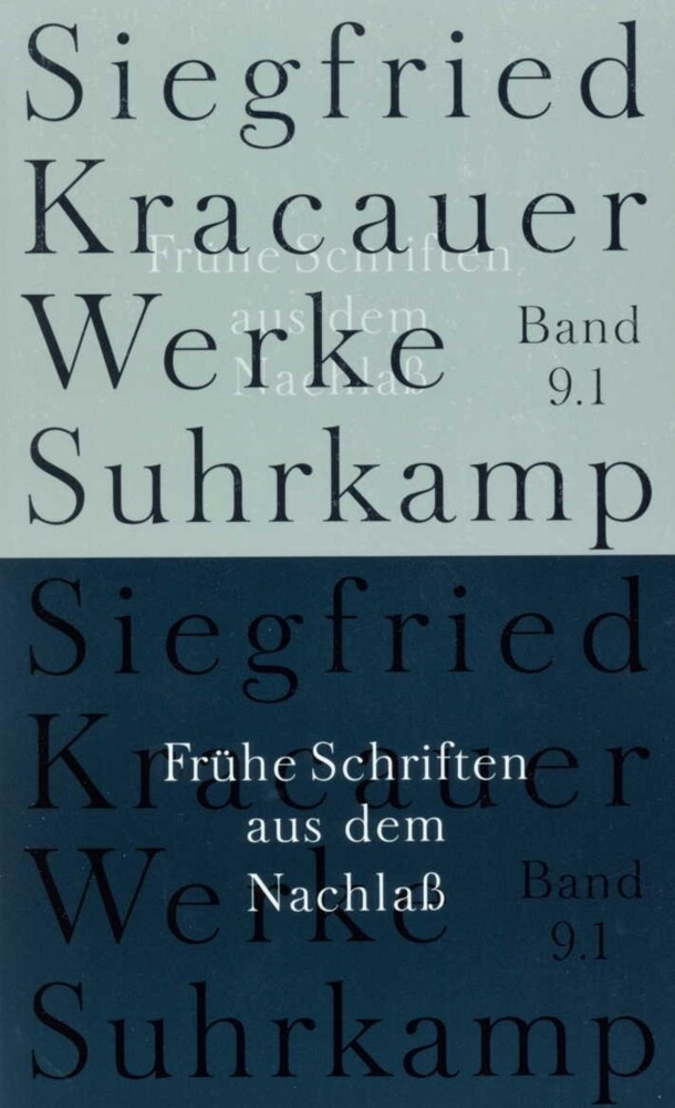 Frühe Schriften aus dem Nachlaß, 2 Tle. als Buch (kartoniert)