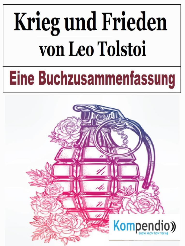 Krieg und Frieden von Leo N. Tolstoi als eBook epub
