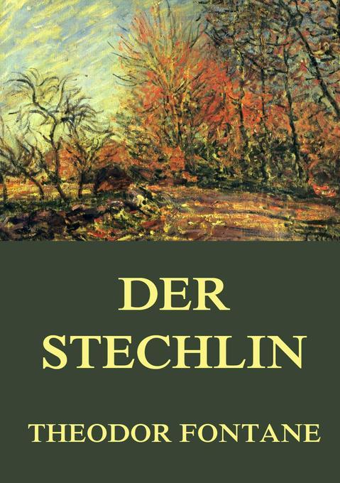 Der Stechlin als Buch (kartoniert)