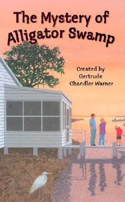 The Mystery of Alligator Swamp als Buch (gebunden)