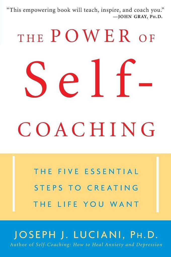 The Power of Self-Coaching als Taschenbuch