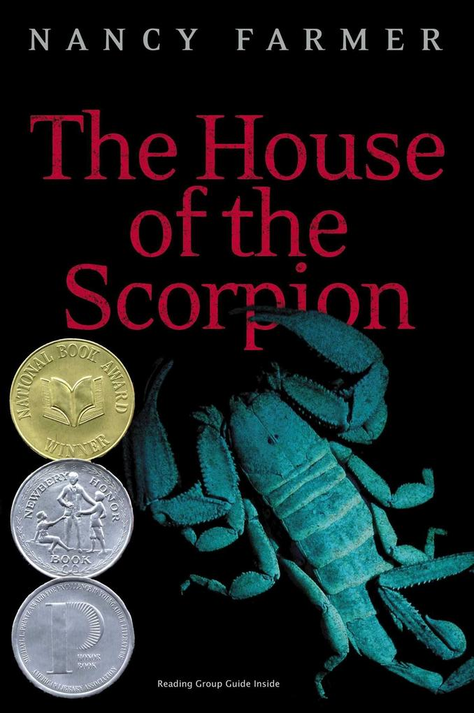 The House of the Scorpion als Taschenbuch