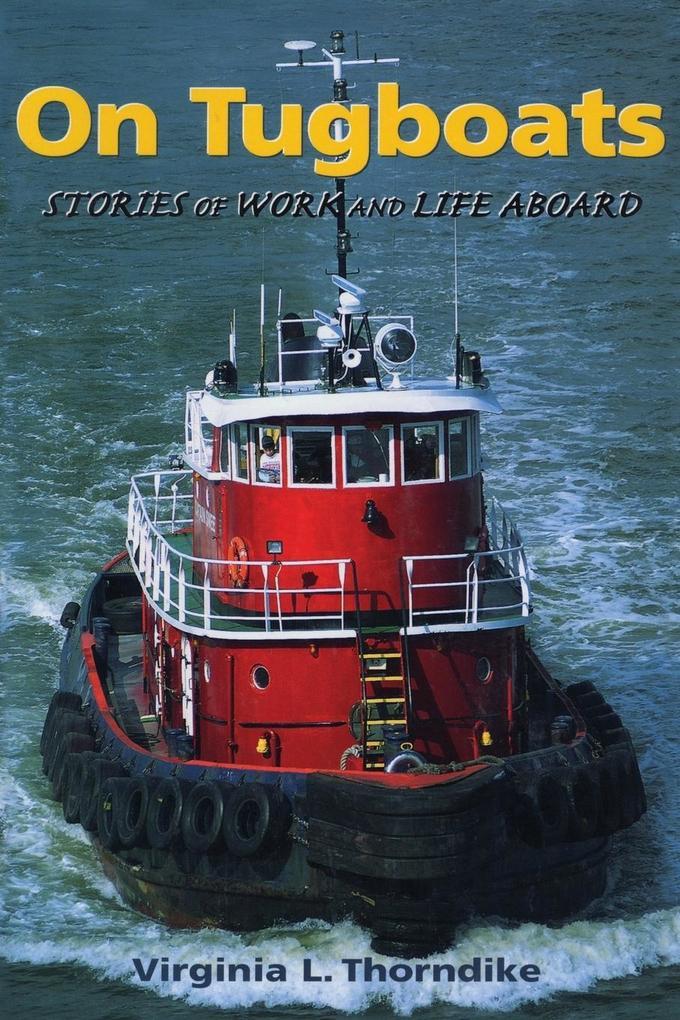 On Tugboats als Taschenbuch