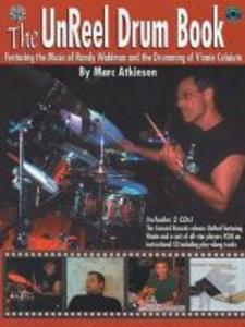 The Unreel Drum Book: Featuring the Music of Randy Waldman and the Drumming of Vinnie Colaiuta, Book & 2 CDs als Taschenbuch