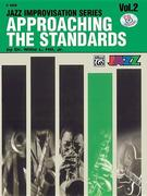Approaching the Standards, Vol 2: E-Flat, Book & CD [With CD]