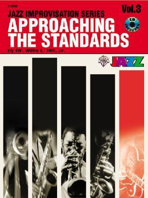 Approaching the Standards, Vol 3: Book & CD [With CD] als Taschenbuch