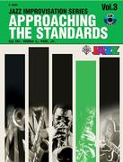 Approaching the Standards, Vol 3: E-Flat, Book & CD [With CD]