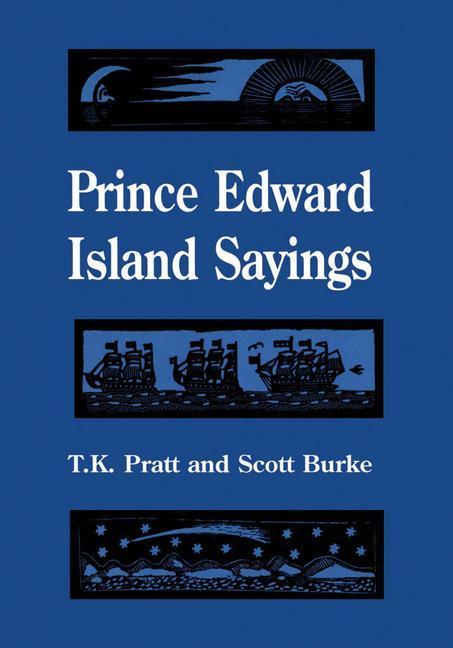 Prince Edward Island Sayings als Buch (gebunden)