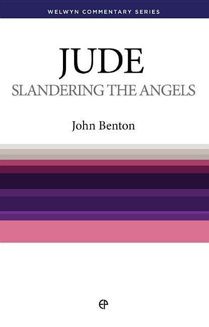 Slandering the Angels: Jude als Taschenbuch
