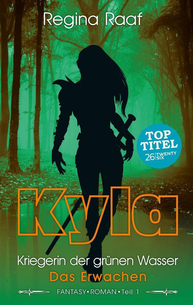 Kyla - Kriegerin der grünen Wasser als Buch (kartoniert)