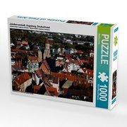 Jakobervorstadt, Augsburg, Deutschland (Puzzle)