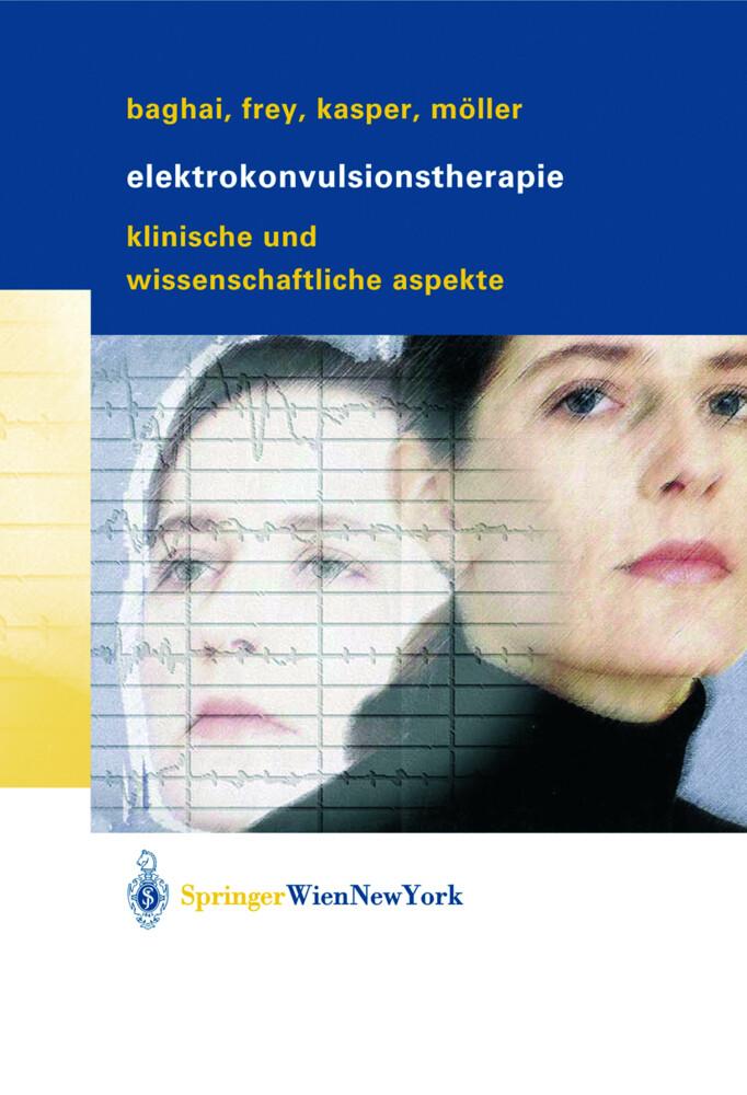 Elektrokonvulsionstherapie als Buch (gebunden)