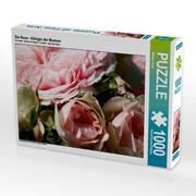 Die Rose - Königin der Blumen (Puzzle)