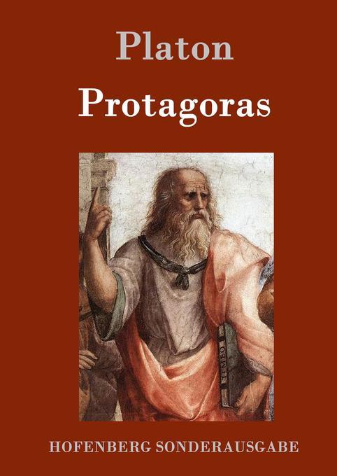 Protagoras als Buch (gebunden)