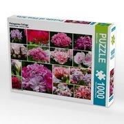 Pelargonien Collage (Puzzle)