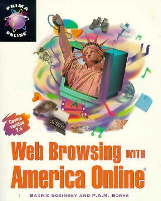 Web Browsing with America Online als Taschenbuch