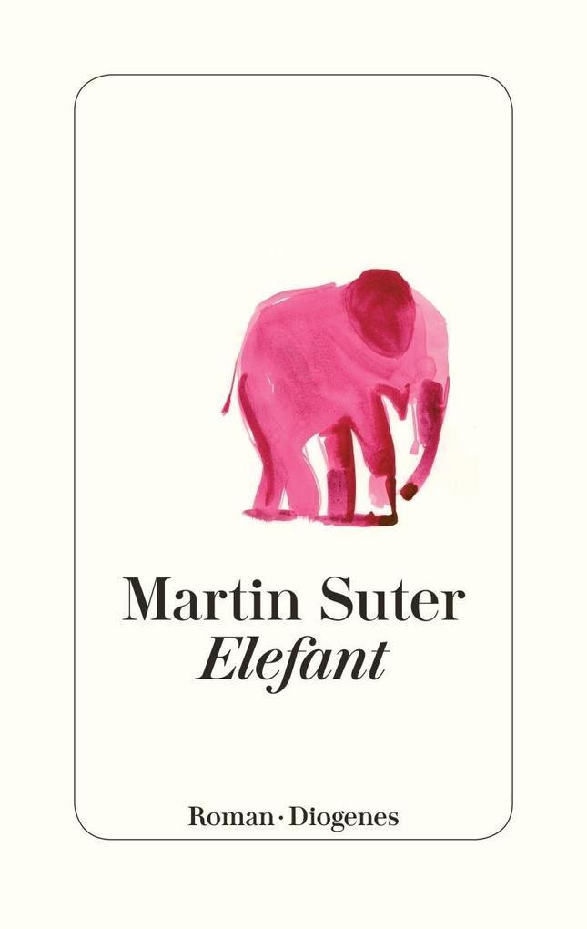 Elefant als Buch (gebunden)