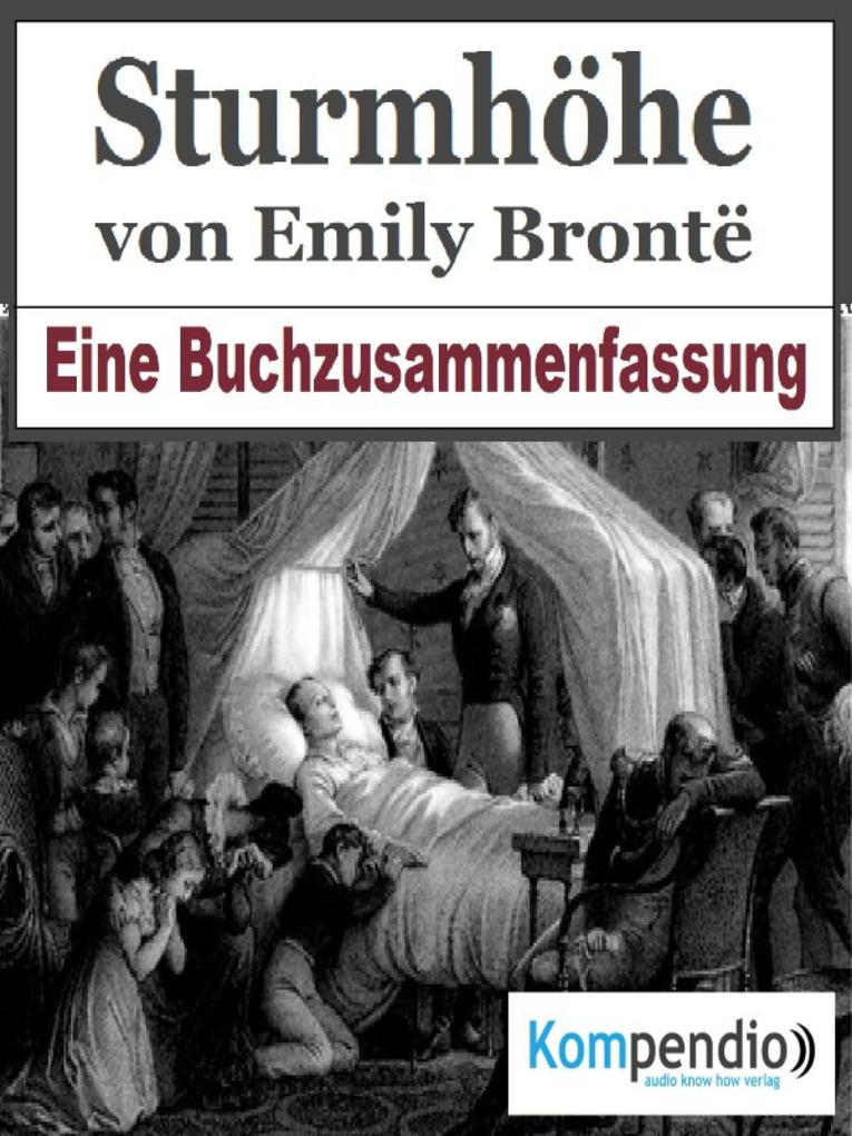 Sturmhöhe von Emily Brontë als eBook epub