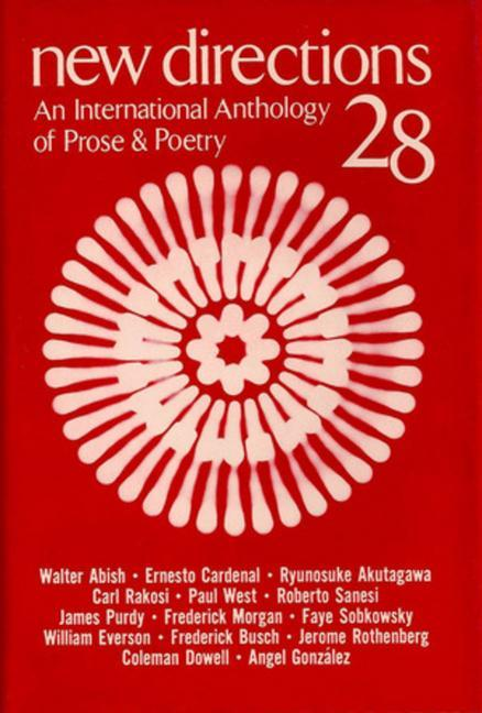 New Directions 28: An International Anthology of Prose & Poetry als Buch (gebunden)
