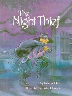 The Night Thief als Buch (gebunden)