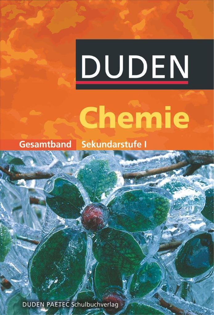 Chemie Gesamtband 1. Sekundarstufe 1 als Buch (gebunden)