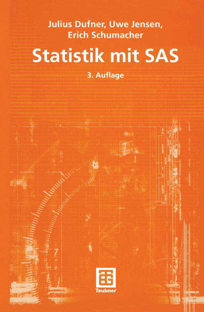 Statistik mit SAS als Buch (kartoniert)