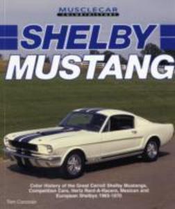 Shelby Mustang als Taschenbuch