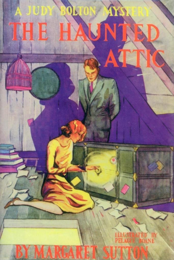 Haunted Attic als Buch (gebunden)