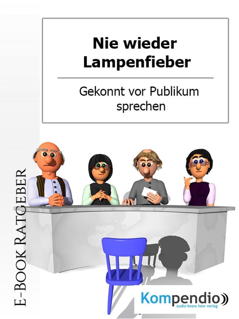 Nie wieder Lampenfieber! als eBook epub