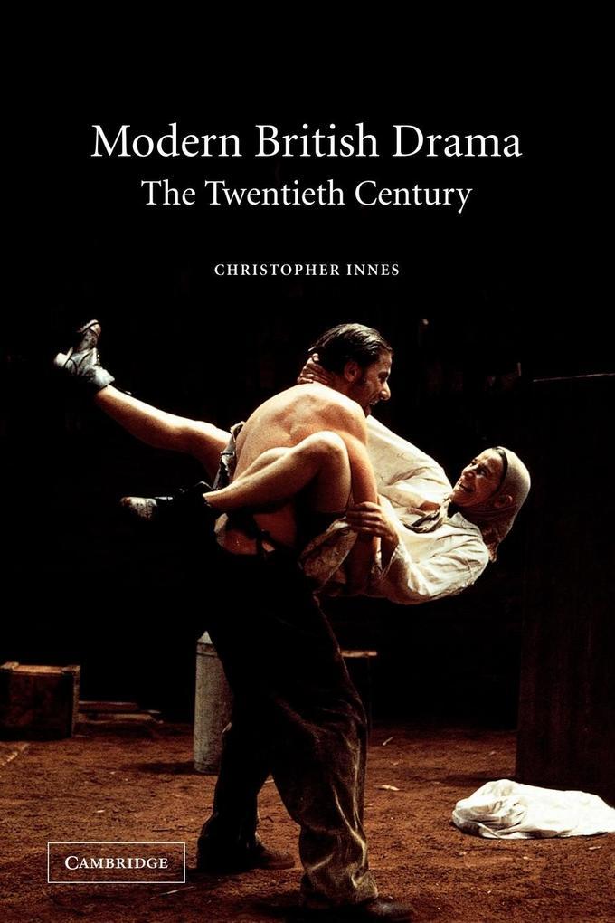 Modern British Drama als Buch (kartoniert)