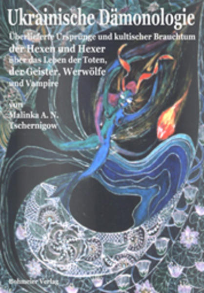 Ukrainische Dämonologie als Buch (kartoniert)