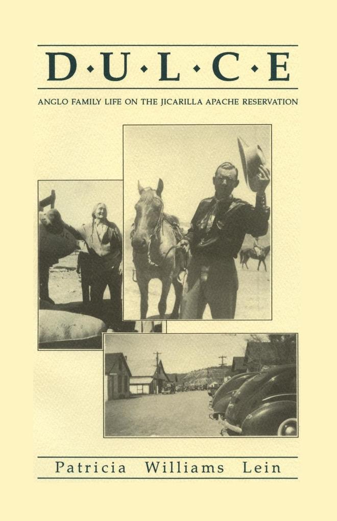 Dulce, Anglo Life on the Jicarilla Apache Reservation als Taschenbuch