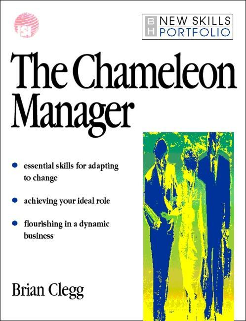 The Chameleon Manager als Buch (kartoniert)