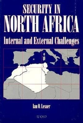 Security in North Africa: Internal and External Challenges als Taschenbuch