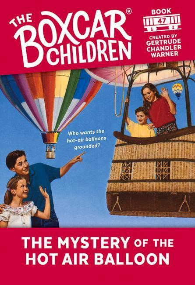 The Mystery of the Hot Air Balloon als Taschenbuch
