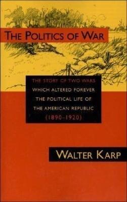 Politics of War als Taschenbuch