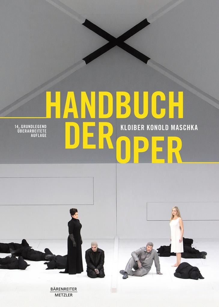 Handbuch der Oper als eBook pdf