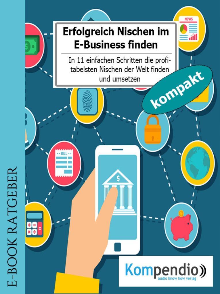 Erfolgreich Nischen im E-Business finden als eBook epub