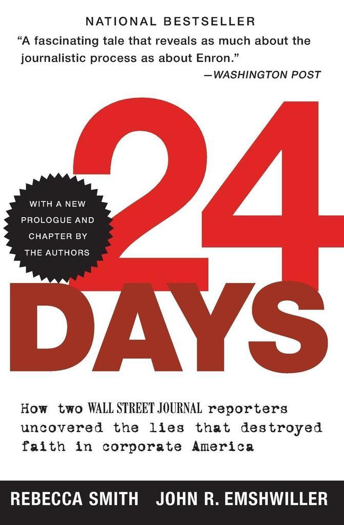 24 Days als Taschenbuch
